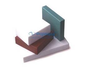 PE-NT20 Доска полиэтиленовая Durplastics цвет белый 57,5х56,5х2мм