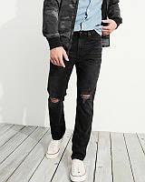 Джинсовые штаны от бренда hollister привезенные с америки 100% оригинал, фото 1
