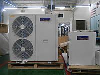 Тепловой насос TEPLOMIR EVI15 split воздух-вода 15кВт