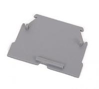 Торцевая заглушка RSA 2,5 A серая (B621211)