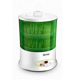 Проращиватель семян спроутер Connie + йогуртница (2 уровня)