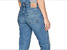 Комбінезон джинсовий жіночий levi's women's Original Overalls, фото 7