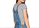 Комбінезон джинсовий жіночий levi's women's Original Overalls, фото 6