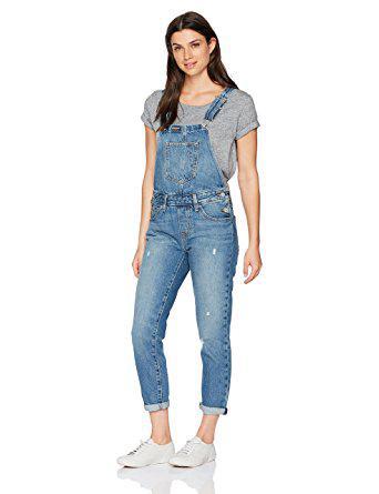 Комбінезон джинсовий жіночий levi's women's Original Overalls