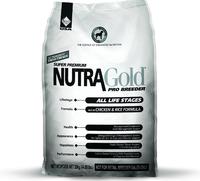 Nutra Gold Pro Breeder (Бридер) корм для собак всех пород, 20 кг