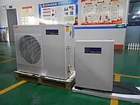 Тепловой насос TEPLOMIR EVI08 split воздух-вода 9.1кВт