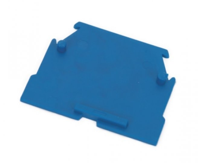 Торцевая заглушка RSA 2,5 A синяя (B621131)