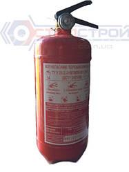 Огнетушитель порошковый/автомобильный ОП-2