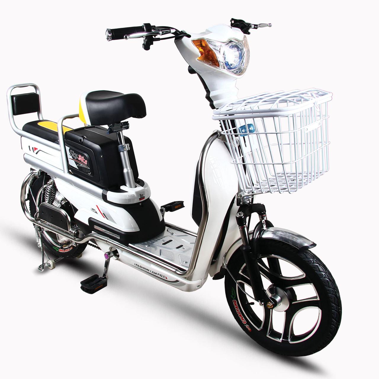 Двоколісний електровелосипед SKYBIKE SIGMA-II (500W-48V)
