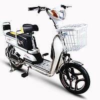 Двоколісний електровелосипед SKYBIKE SIGMA-II (500W-48V), фото 1
