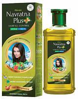 Масло проти випадіння волосся Navratna з 9 індійських трав 200 мл