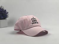 Кепка I Feel Like Pablo логотип вышивка | Топ, фото 1