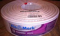 Телевизионный кабель Fin Mark F690BV (White)