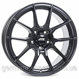 "Диски ATS (АТС) модель RACELIGHT цвет Racing-black параметры 8.5J x 18"" 5 x  112 ET 30"
