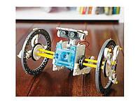 Конструктор-робот 14 в 1 на солнечной батарее