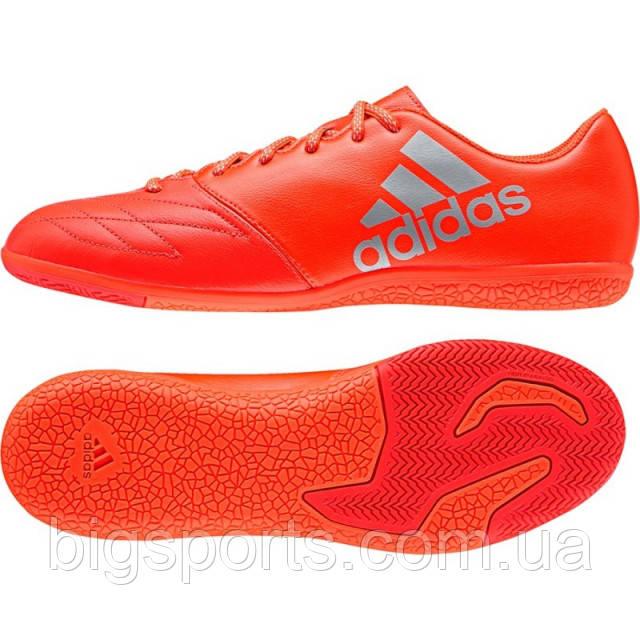 Бутсы футбольные для игры в зале муж. Adidas X 16.3 Leather IND (арт ... a85a54399df