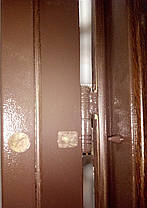 Наружные входные бронедвери Редфорт Рассвет  на улицу, фото 3