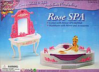 Набор мебели 2613 для Барби ванная комната