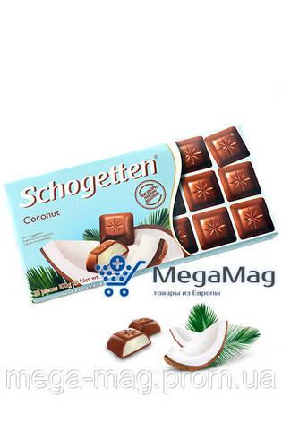 Шоколад TRUMPF Schogetten Coconut 100г, фото 2