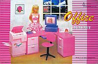 Набор мебели 96014 для Барби офис