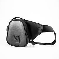 Поясна сумка для пістолета Casual Bag S MINI ECO Leather. Чорна., фото 1