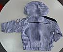 Летний комплект для мальчика Ebru: ветровка, сорочка, штаны  (ТМ Petito Club, Турция), фото 4