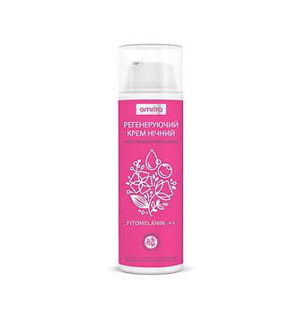 Відновлюючий нічний крем для обличчя amrita ®, 50 мл