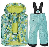 Лыжный костюм для девочки Crivit