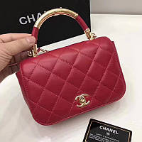 Сумка Chanel красная в Украине. Сравнить цены, купить ... 125a1b142b3