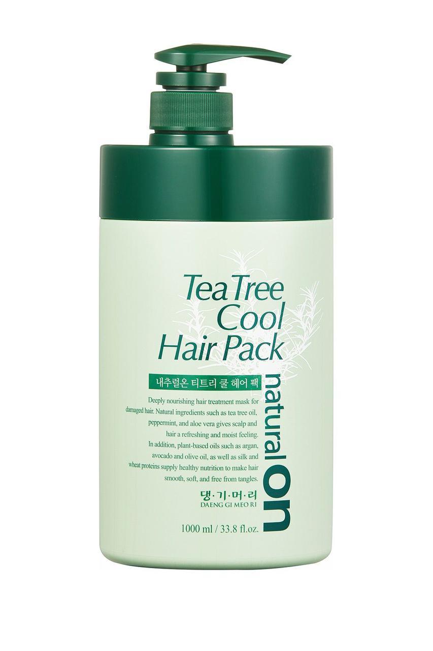 Daeng Gi Meo Ri Tea Tree Cool Hair Pack Охлаждающая маска на основе чайного дерева