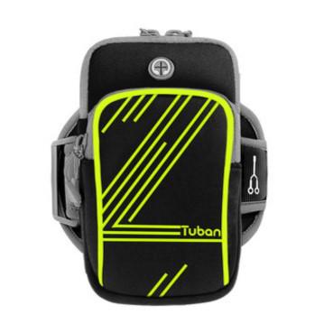 544fb3376a1d Спортивная сумка на руку для смартфона Tuban Sport Black - ARMBAND в Киеве