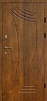 Входные двери Цитадель на гнутом профиле 109