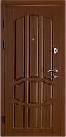 Входные двери Цитадель на гнутом профиле 119