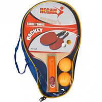 Набор для настольного тенниса в чехле AA02