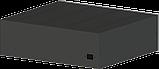 Корпус металевий з алюмінієвою панеллю MB-26 (Ш430 Г385 В132) чорний, RAL9005(Black textured), фото 6
