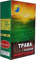 Трава газонная Универсальная 400г ТМ Флора Плюс