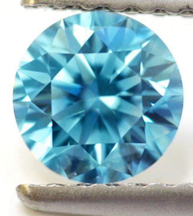 Діамант - муассанит 7.1 мм VVS 1.20 карат