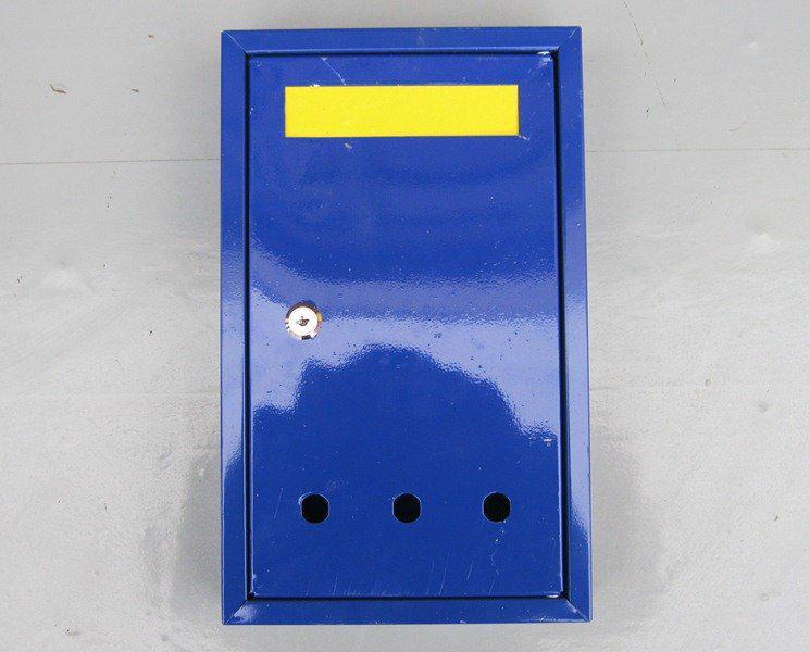 Почтовый ящик со шторкой