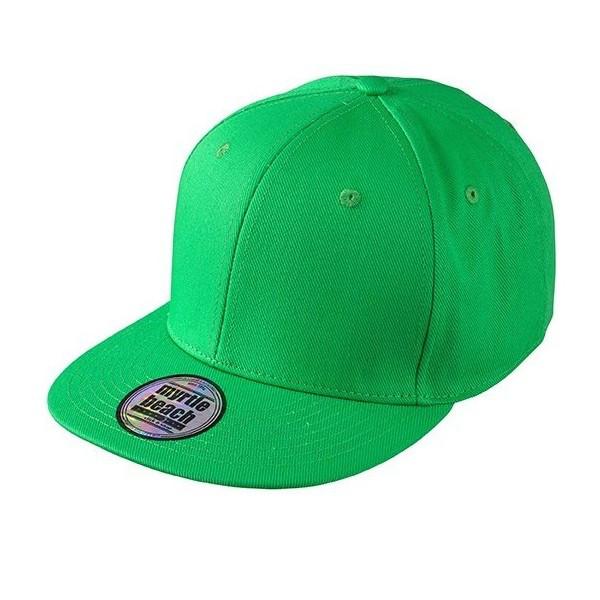 Кепка Cнепбек (зелёный)