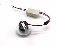 Светильник настенный  LD-3W-SD/4  3W  220V  6000K  белый  IP20, фото 4