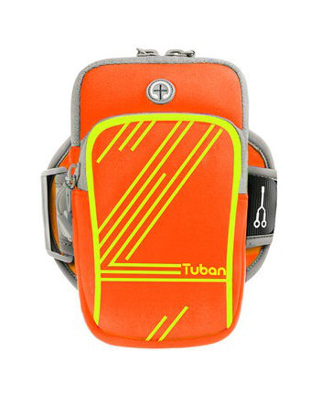 1d38ae405179 Спортивная сумка на руку для смартфона Tuban Sport Orange - ARMBAND в Киеве