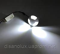 Светильник настенный  LD-3W-SD/3  3W  220V  6000K  белый  IP20, фото 5