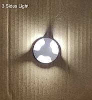 Светильник настенный  LD-3W-SD/3  3W  220V  6000K  белый  IP20, фото 6