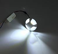 Светильник настенный  LD-3W-SD/4  3W  220V  6000K  белый  IP20, фото 6