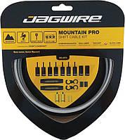 Набор рубашек и тросов переключения Jagwire Mountain Pro Sterling Silver