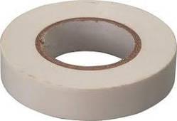 Изоляционная лента толщиной 0,13X15 10M Белая