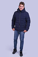 Куртка мужская Avecs AV-70180 Dark blue Авекс Размеры 46 48 50 52 54