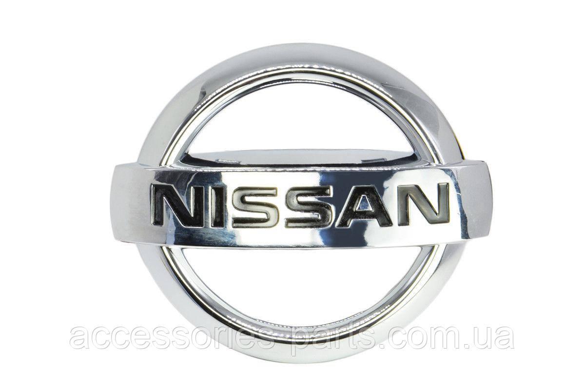 Эмблема капота Nissan Maxima Sentra Новая Оригинальная