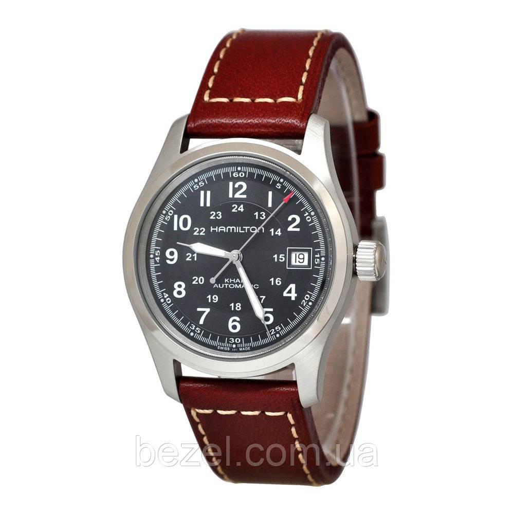 Мужские часы Hamilton H70455533 Khaki Field