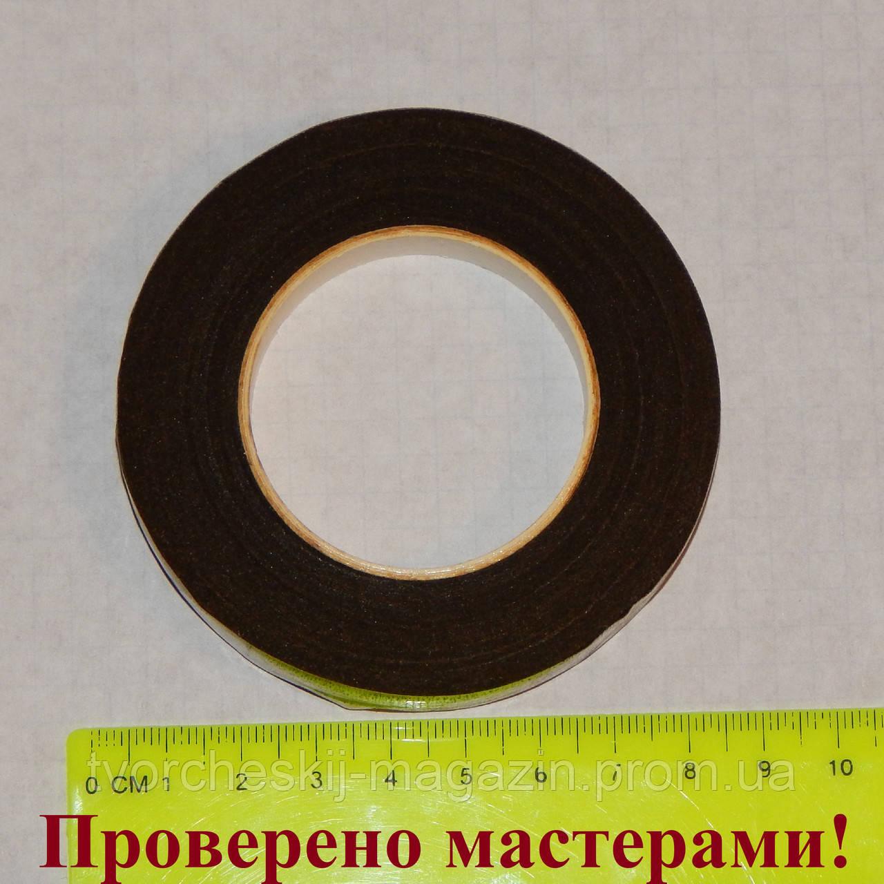 Тейп-Лента коричневая, 27 м, 1,2 см (12 мм) 1 большая бобина